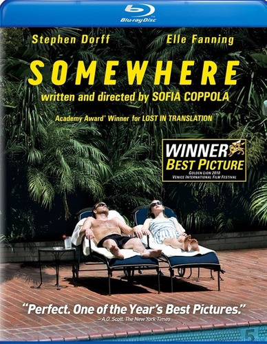 Imagen 1 de 2 de Blu-ray Somewhere / En Un Rincon Del Corazon