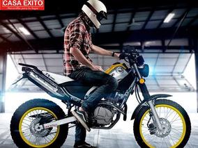Moto Axxo Tx 200 Año 2016 200cc Amarilla