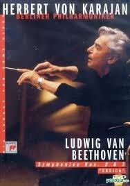 Karajan Beethoven Symphonies No 2 & 3[dvd Importado Lacrado]
