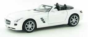 Mercedes Benz Sl Amg Roadstar 1:24 Maisto