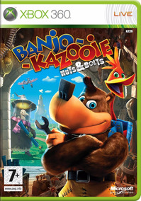 Banjo Kazooie Nuts & Bolts Xbox 360 - M. Física | Playgorila