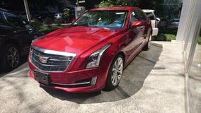 Cadillac Ats Premium 2017, 2.0l Turbo, Demo