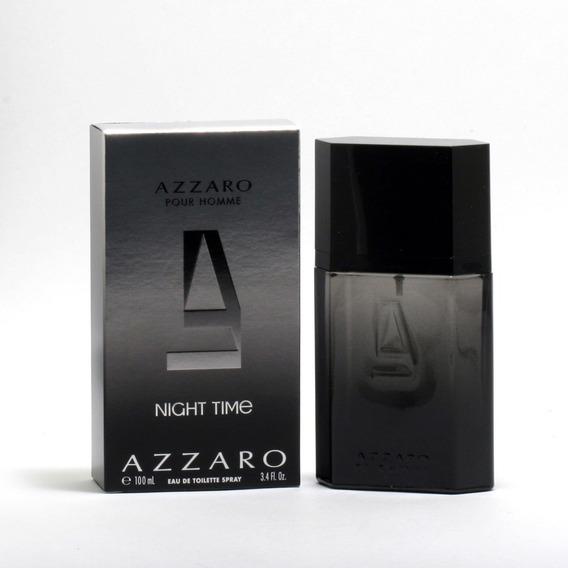 Perfume Azzaro Pour Homme Night Time 100ml