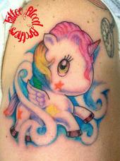 Tattoo Blood Brothers Podes Pagar Con Tarjeta( A Domicilio)