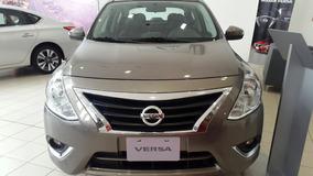 Nissan Versa Exclusive At 1.6 Decuento Por Pago Contado