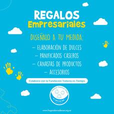 Regalos Empresariales Solidarios!!
