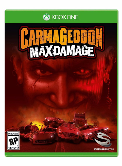Carmageddon: Max Damage - Xbox One - Pronta Entrega!