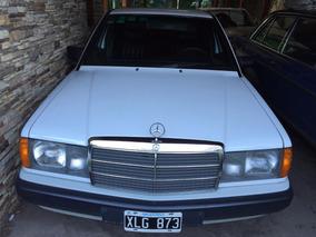 Mercedes Benz 190d 2.0, 1990, 42mil Km Reales. Único!!