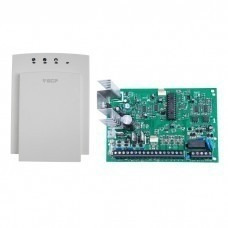 Kit Central De Alarme Alard M10 Ecp Com Teclado Monitorament