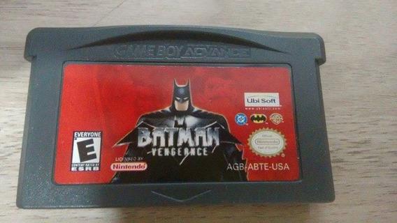Batman Vengeance Game Boy Advance Paralela