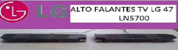 Alto-falante Tv Lg 47 Ln 5700 (usado - Valor Individual)