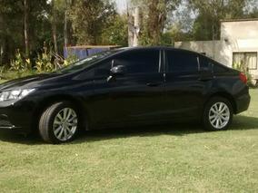 Honda Civic 2012 Automatico Lxs