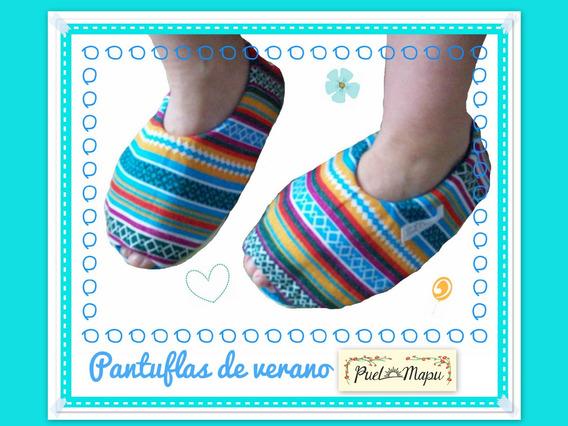 Pantuflas De Mujer De Verano