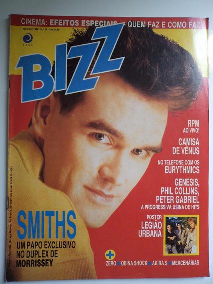 Revista Bizz - N 15 - Outubro De 1986