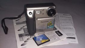 Câmera Digital Fotográfica Panasonic Nv-dcf1
