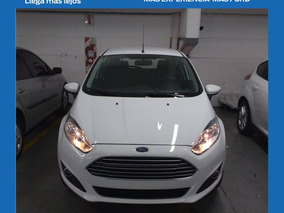 Ford Fiesta Kinetic Se Automatico - 5 Puertas - 0km 2017