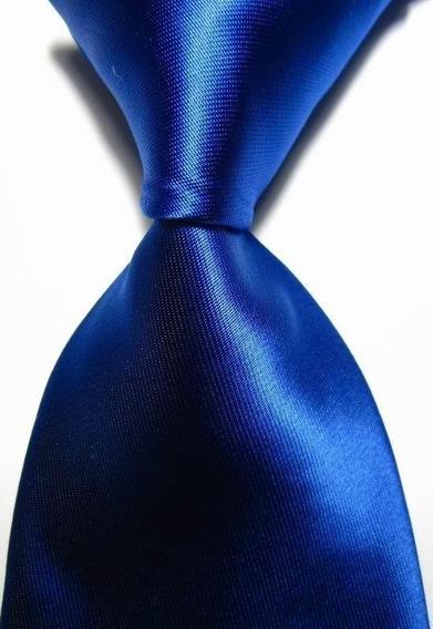 Gravata Seda Para Camisa Masculina Social Cores Variadas