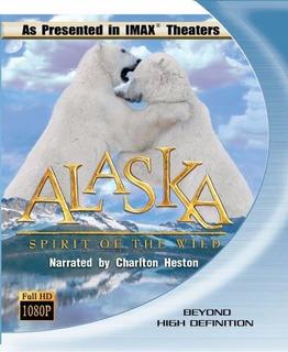 Blu Ray Alaska Spirit Of The Wild Zona A B C