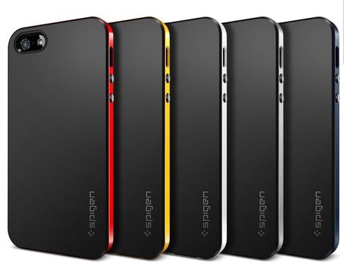 Funda Para  iPhone 6 Plus, Spigen Neo Hybrid *rojo*