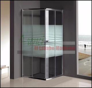 Arenci-ducha Baño Regadera Cancel 100x100 Mod. Aries 100 Sp