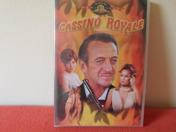 Cassino Royale - David Niven 007/1967 + A Casa Da Rússia