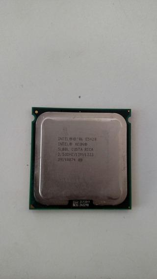 Processador Intel Xeon E5420 2.50ghz 12m/1333 Lga 771