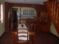 Alquilo En Mar Del Tuyu Calle 1 Y 88 Residencial Para 2/6/8/10 Personas