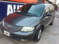 Chrysler Grand Caravan 3.3 At Limited (afectivo -permuta)