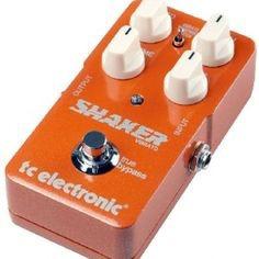 Pedal Guitarra Tc Electronic Shaker Vibrato