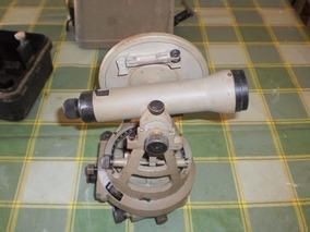 Teodolito Antigo - D. F. Vasconcellos S. A. - Made In Brazil