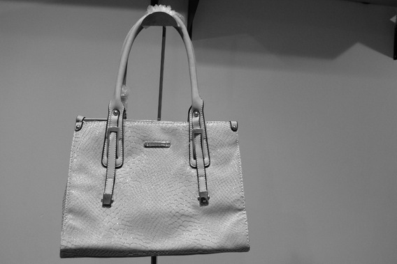 Bolsa Feminina Hil Style Bag | Bege | Cód. 3074