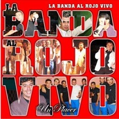 Cd Banda Al Rojo Vivo Un Placer