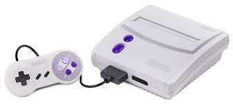 Video Game Super Nintendo 2