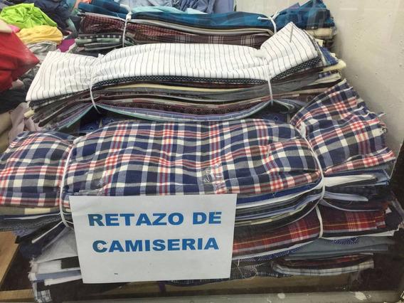 Retazos De Tela Camisera. Excelente Oportunidad!