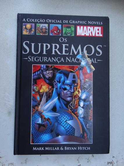 Coleção Graphic Novels Marvel Nº 29! Salvat 2014!