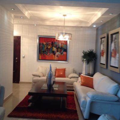 Apartamento Amueblado En Renta En La Autopista Duarte