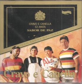Lp Grupo Cravo E Canela -sabor Paz La Vem O Negao Samba Rock