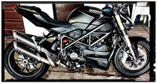 Ducati Streetfigther 848 // 2014// 4 Mil Km