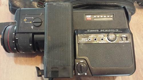 Câmera Filmadora Canon 514 Xl- S Para Filme Super 8