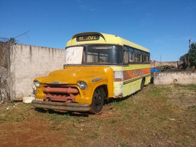 Ônibus Antigo Importado Chevrolet 6500