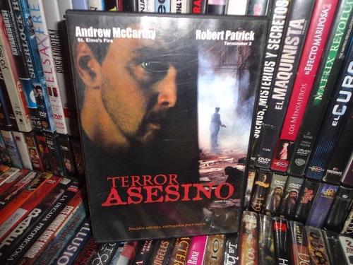 Imagen 1 de 3 de Terror Asesino A Breed Apart Dvd Pelicula