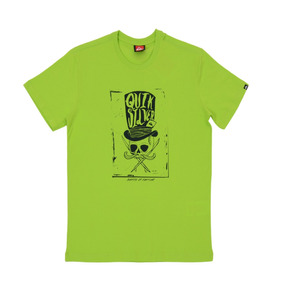 Camiseta Masculina Quiksilver Juvenil Fortunate