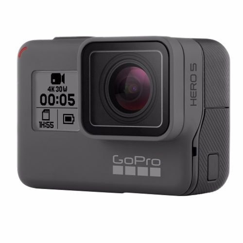 Camera Gopro Hero 5 Black 4k + Sd 32gb Class Lancamento