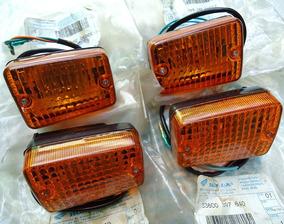 Piscas Setas Cg125 Titan Today Ml Turuna Novo Original Honda