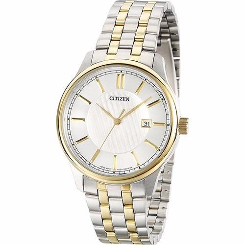 Relógio Citizen Masculino Tz20475b Bl1054-55a Aço Misto