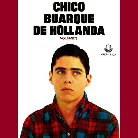 Chico Buarque Volume 3 [cd Original Lacrado De Fabrica]
