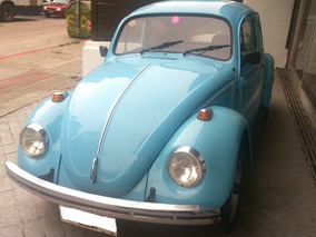 Vw Fusca 1.3 1987 Impecable Estado Elia Group.