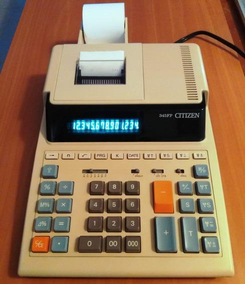 Calculadora De Escritorio Fabricada En Japón
