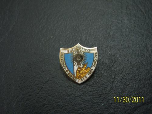 Pins Eucaristico Nacional1984 De Coleccion