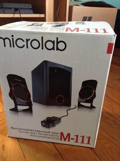 Microlab M111